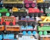 Toy trains chug along to testing